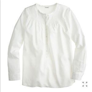 Pintucked Popover from J crew!